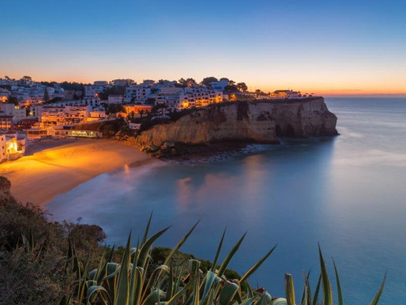 Sunset Algarve