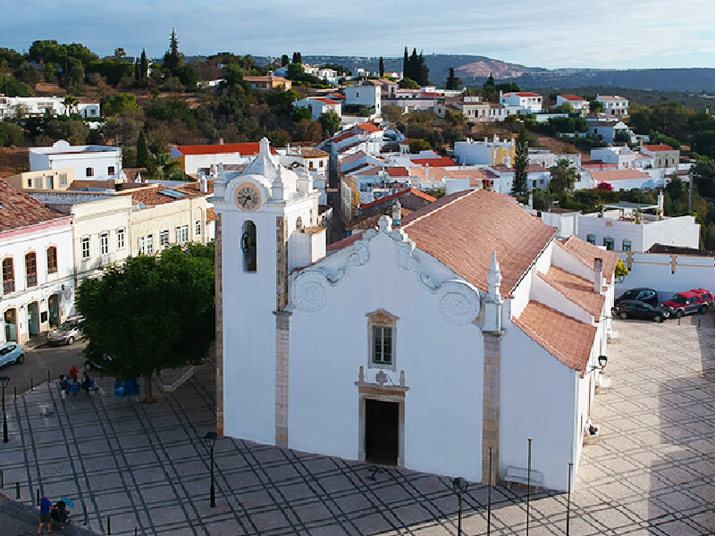 Boliqueime Church